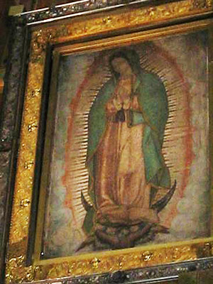 Our Lady of Guadalupe Tour vacation package