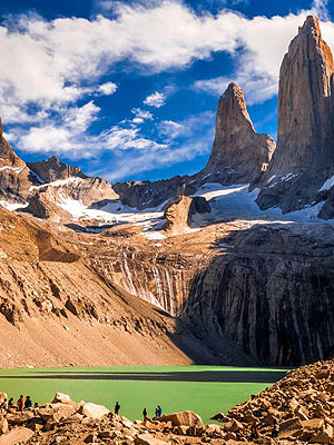 5 Days/4 Nights Chile Vacation Package