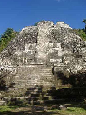 Belize vacation package - Belize Adventure Tour and Tikal