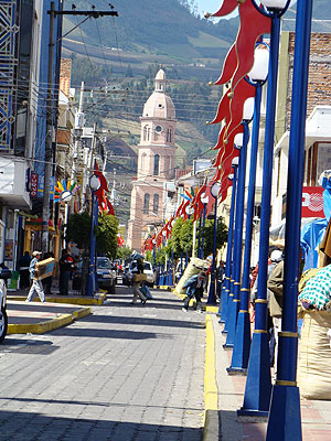 Cultural / Historic vacation travel - Quito and Galapagos Tour