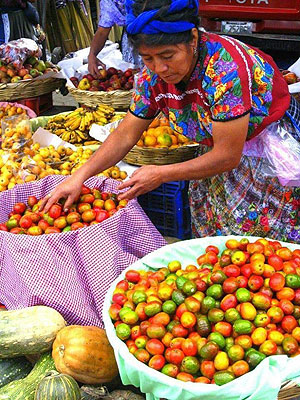 Guatemala travel tour - Chichicastenango Market Tour
