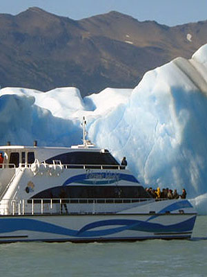 Argentina travel tour - Ice Rivers Express Navigation